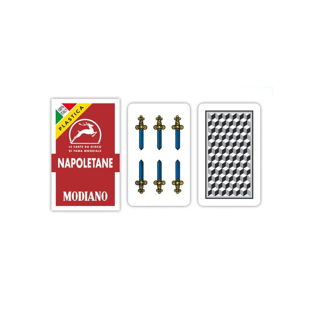 MODIANO Carte Toscane 100/% plastica